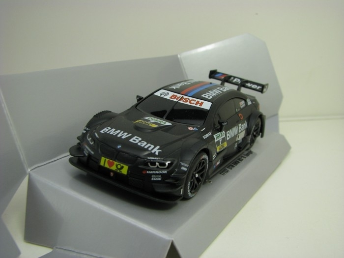 BMW M3 DTM 2012 No.7 Spengler Pull Back Action Carrera 17157
