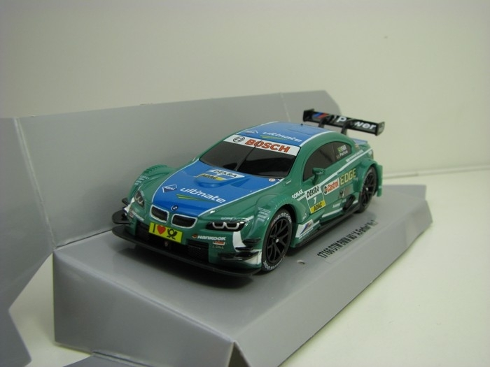 BMW M3 DTM 2012 No.7 A. Farfus Pull Back Action Carrera 17166
