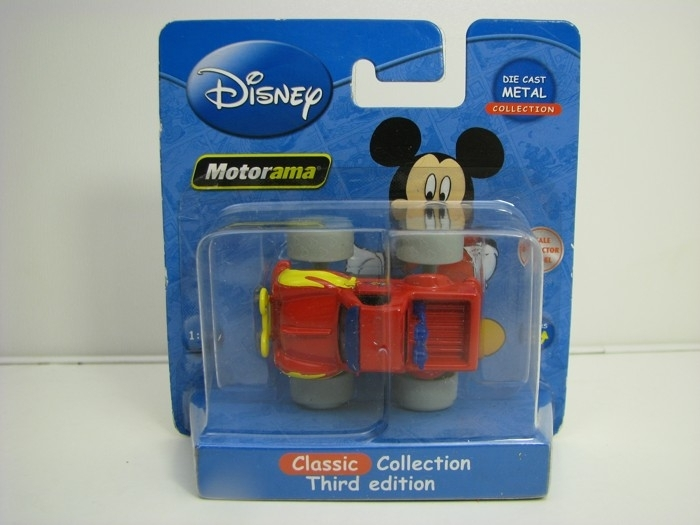 Autíčko Pick up Disney Mickey 1:64 Motorama