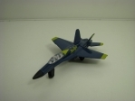 Letadlo F-16 Hornet Blue Angels Ski Wings Motor Max