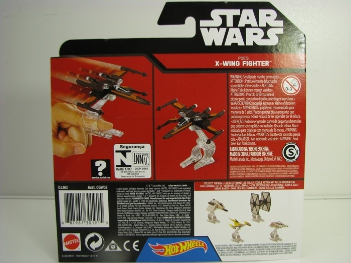 X-Wing Fighter Star Wars Hot Wheels
