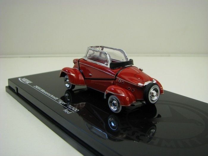 Messerschmitt Tiger TG500 Red 1:43 Vitesse