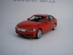 BMW 335i Red 1:43 Welly