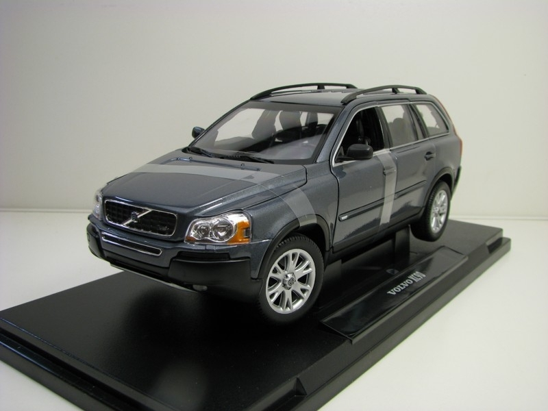 Volvo XC90 Grey 1:18 Welly