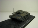 Tank T-34/76 21st Armored Corps USSR 1942 1:72 Atlas Edition