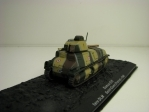 Tank Somua S35 Saint-Quen France 1940 1:72 Atlas Edition