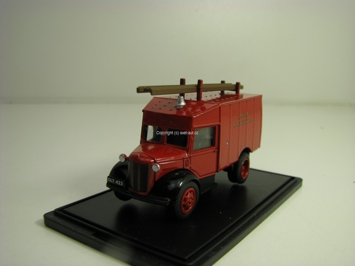 Austin ATV London Salvage Corps 1:76 Oxford