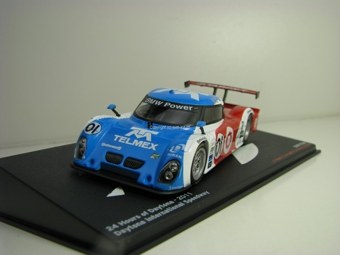 BMW Riley No.1 24 Hours of Daytona 2011 1:43 Ixo Altaya