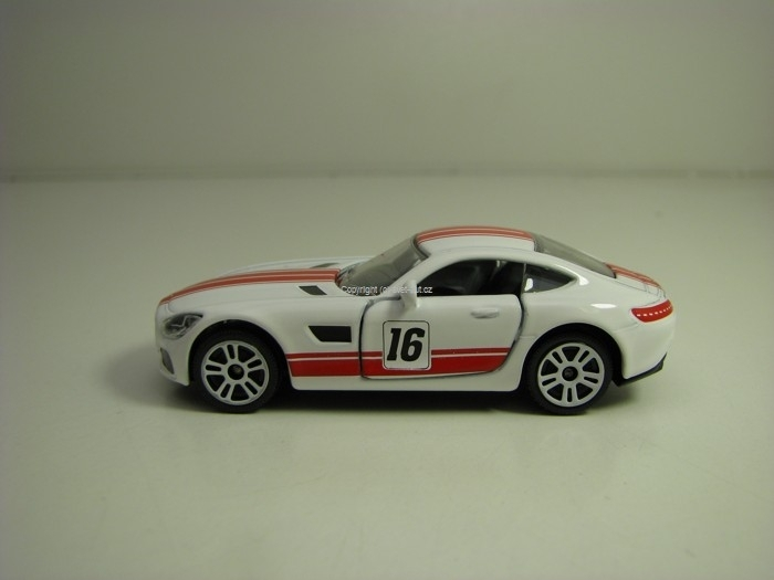Mercedes AMG GT No.16 Toy Fair 2016 1:60 Majorette