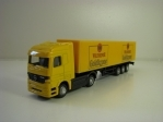 Mercedes Actros reklamní kamion Wilthener Goldkrone 1:87 Grell