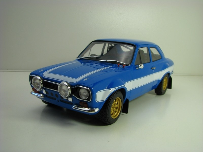 Ford Escort RS2000 MKI Brians 1974 Fast Furious 1:18 Greenlight