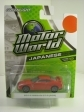 Nissan GT-R R35 2014 Red Motor World 1:64 Greenlight