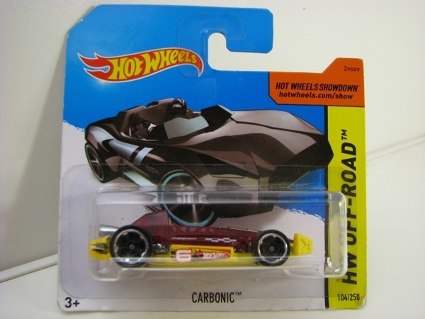 Hot Wheels 2015 Carbonic HW Off-Road BDC95