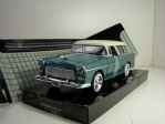 Chevrolet Bel Air Nomad 1955 Green 1:24 Motor Max