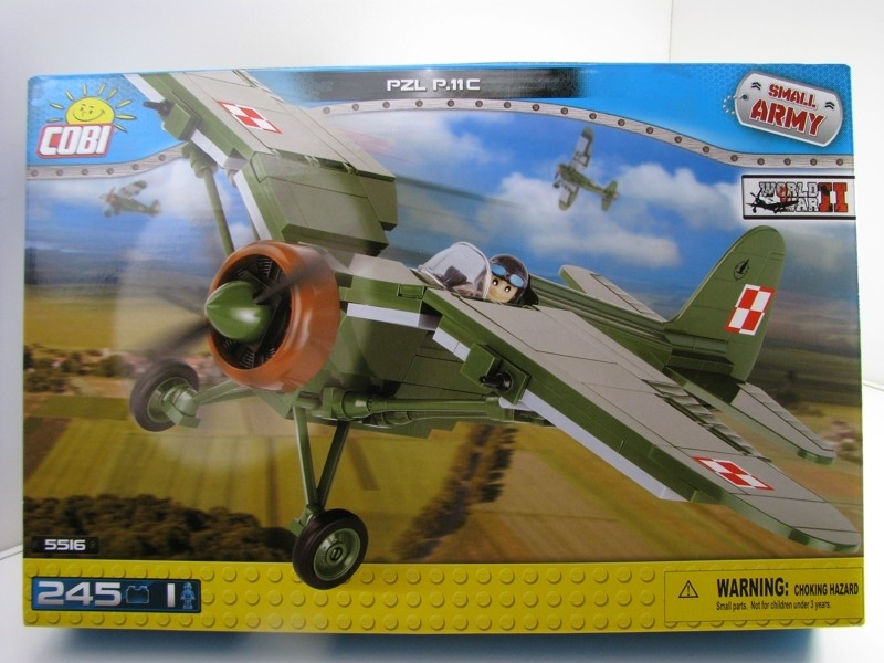 PZL P.11C - COBI 5516 Small Army
