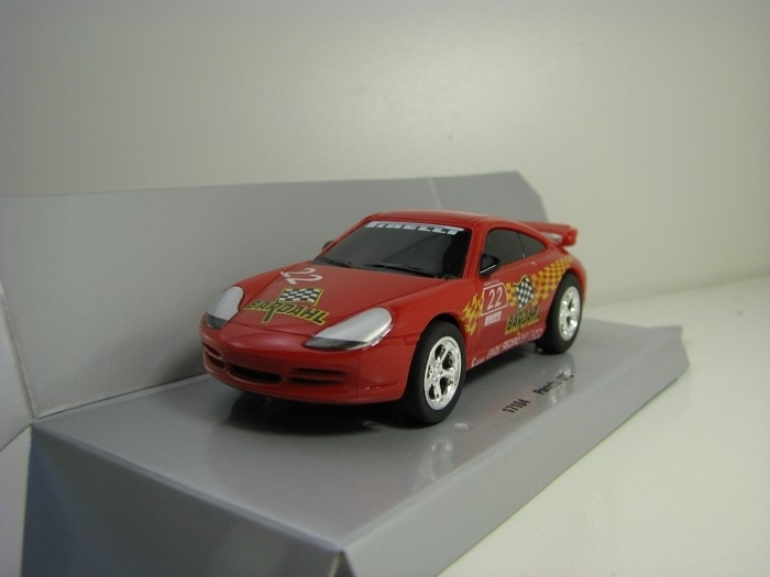 Porsche GT3 No.22 Red Pull Back Action Carrera 17104