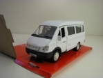 Gaz 2705 Gazel White 1:34-39 Welly