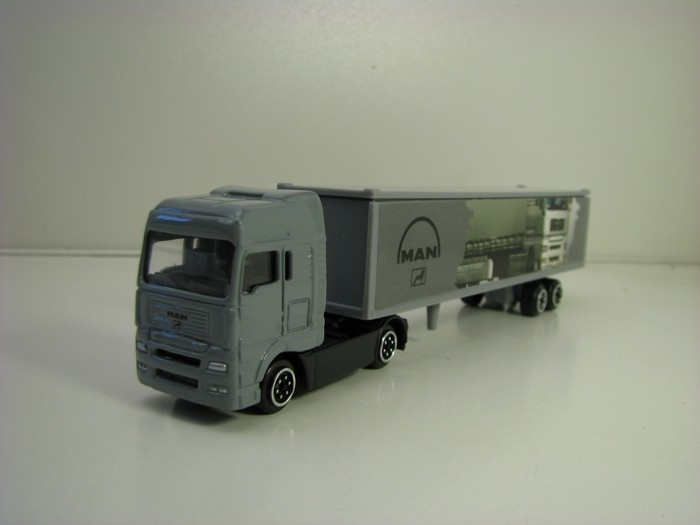 Man Highway Truck Man 1:87 Mondo Motors