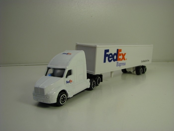 Kenworth Highway Truck FedEX 1:87 Mondo Motors