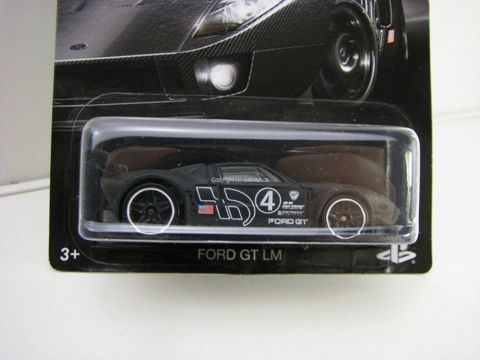 Hot Wheels Gran Turismo 3/8 Ford GT LM