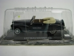 Lincoln Continental Blue 1:43 Del Prado