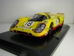 Porsche 917K No.18 van Lennep, David Piper 24h LeMans 1970 1:18 Norev