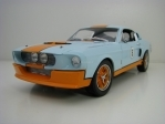 Shelby GT-500 No.8 Gulf 1967 1:18 Greenlight 12954
