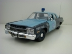 Dodge Monaco 1974 Massachussetts State Police American Muscle 1:18 Ertl - Auto World AMM10