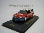 Citroen Xsara WRC No.2 Sainz Rallye Turkey 2005 1:43 Ixo RAM197