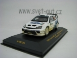 Ford Focus WRC No.17 Warmbold Rallye New Zealand 2005 1:43 Ixo RAM189