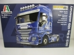 Iveco Hi-Way 40th Aniversary 1:24 Italeri 391v