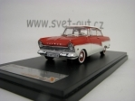 Ford Taunus 17M 1957 Red/White 1:43 Premium X