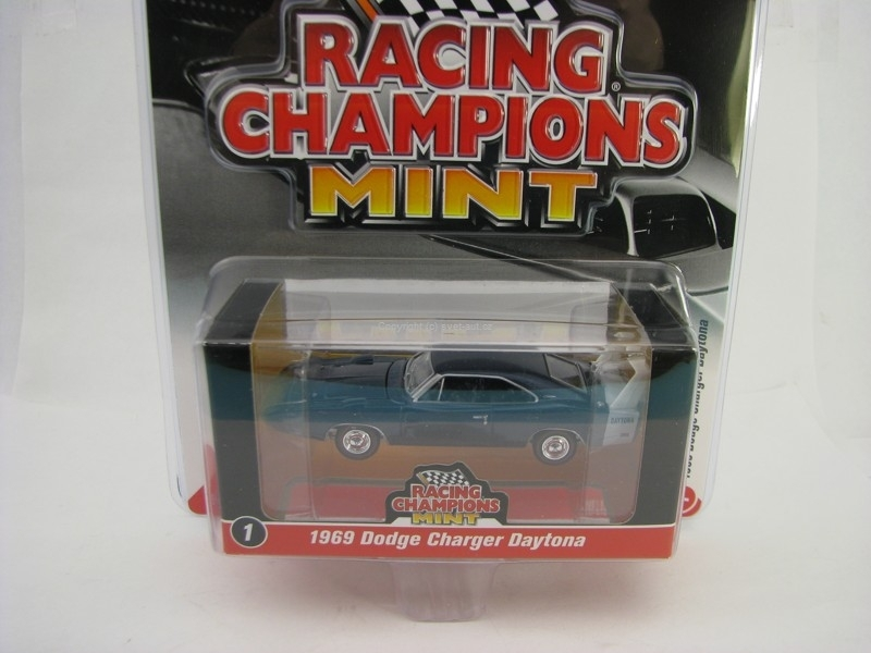 Dodge Charger Daytona 1969 Racing Champions Mint 2016