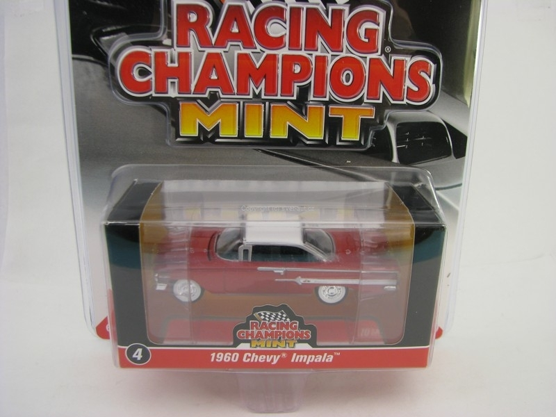 Chevy Impala 1960 Racing Champions Mint 2016