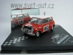 Morris Cooper No.182 Makinen Rally MC 1964 1:43 Vitesse
