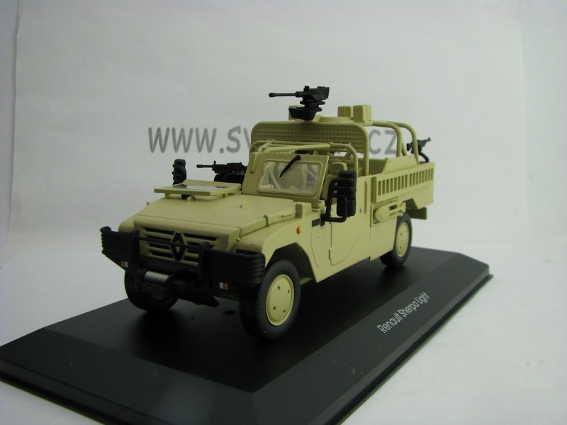 Renault Sherpa Light 1:43 Atlas Edition