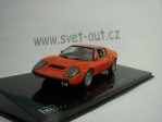 Ligier JS2 Coupe 1972 Orange 1:43 Ixo CLC249