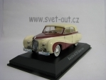 Austin A125 Sheerline 1947 Beige/Dark Red 1:43 Norev