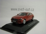 Mercedes-Benz CLS-Klasse Red 1:43 Norev