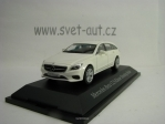 Mercedes-Benz CLS-Klasse Shooting Brake designo Diamond White bright 1:43 Norev