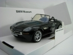 BMW Z8 Roadster 2002 Black 1:24 Motor Max