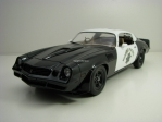 Chevrolet Camaro Z/28 1978 Highway Patrol 1:18 Greenlight
