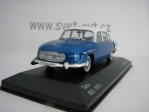 Tatra 603 1970 Metal Blue White 1:43 White Box 152