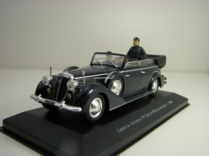Lancia Astura IV Serie Ministeriale 1938 Duce Mussolini 1:43 Starline Models