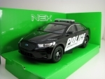 Ford Police Interceptor 1:24 Welly