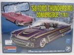 Ford Thunderbird Convertible 1958 2v1 1:24 Monogram