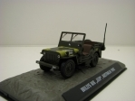Jeep Willys MB Australia 1942 1:43 Atlas Edition