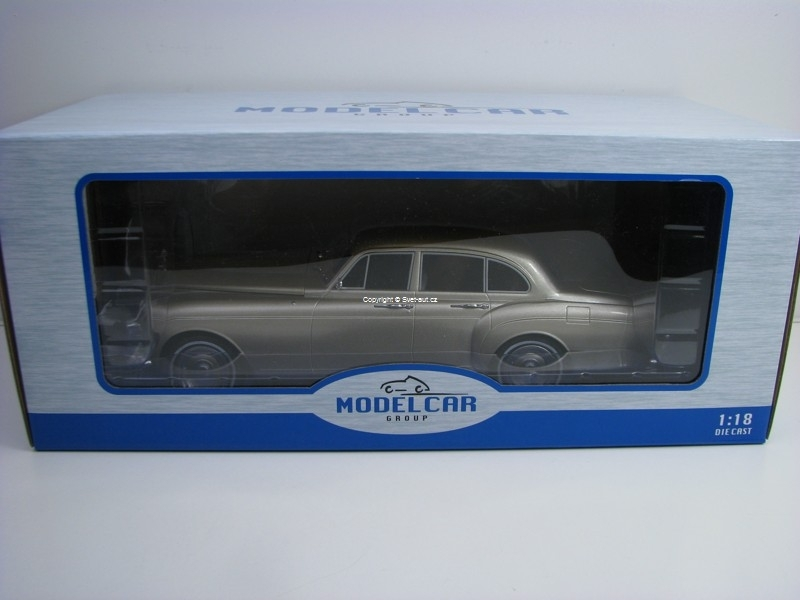 Rolls Royce Silver Cloud III Flying Spur H Beige metallic 1:18 M