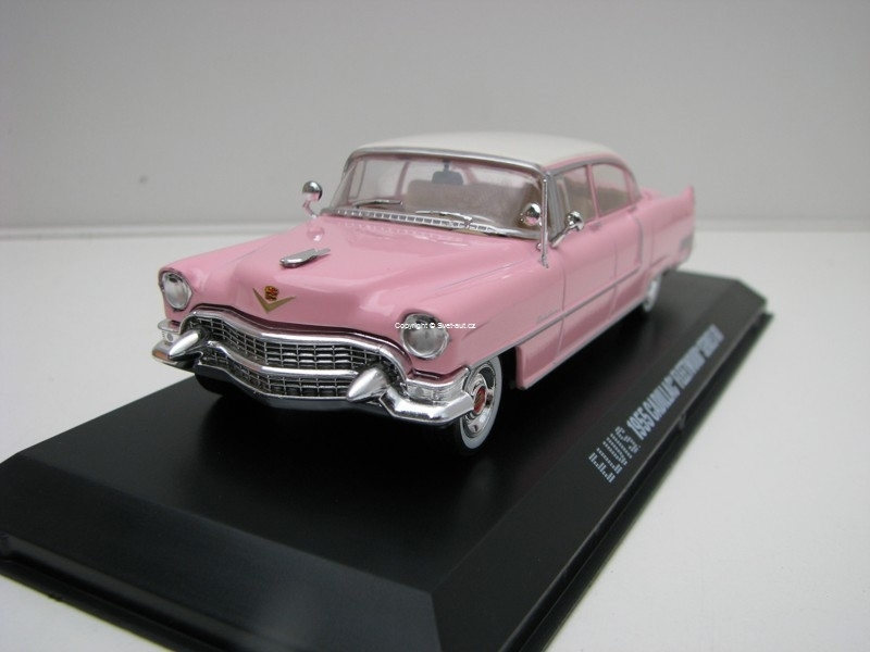 Cadillac Fleetwood Series 60 1955 Elvis 1:43 Greenlight