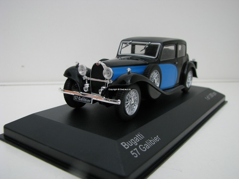 Bugatti 57 Galibier 1:43 White Box 123